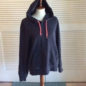 Layer 8 Fleece Pullover Hoodie New